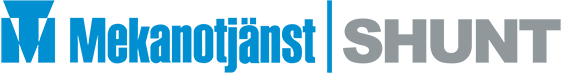 Mekanotjänst Shunt Logo